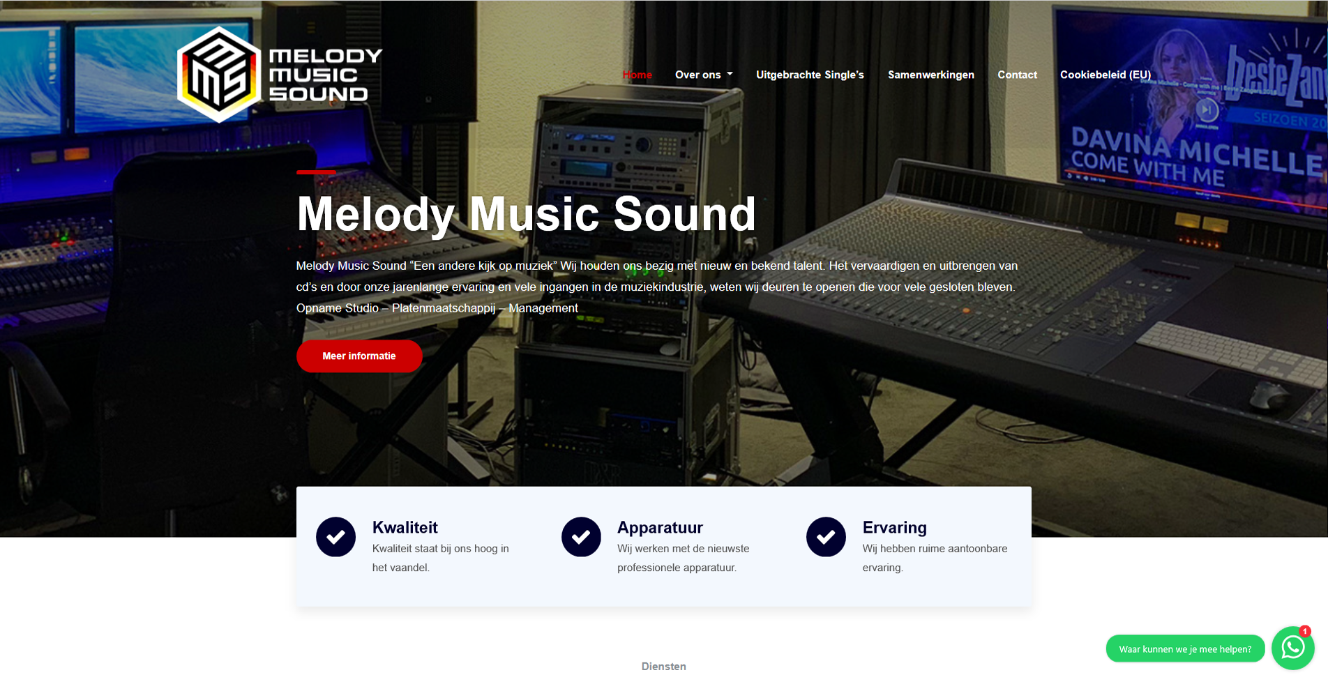 Melody Music Sound